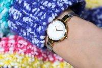Zegarek damski Obaku Denmark bransoleta V129LGIMC1 - duże 4