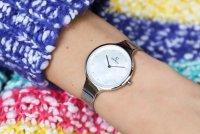 Zegarek damski Obaku Denmark bransoleta V173LXCIMC - duże 3