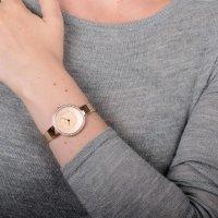 Zegarek damski Obaku Denmark bransoleta V179LEVVMV - duże 3