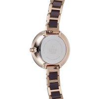 Zegarek damski Obaku Denmark bransoleta V195LXVNSN - duże 3