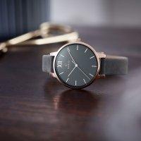 Zegarek damski Obaku Denmark bransoleta V209LXVJRJ - duże 5