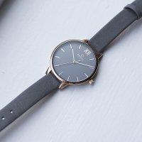 Zegarek damski Obaku Denmark bransoleta V209LXVJRJ - duże 6