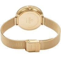 Zegarek damski Obaku Denmark bransoleta V211LXGIMG - duże 5