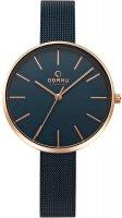 Zegarek damski Obaku Denmark bransoleta V211LXVLML - duże 1