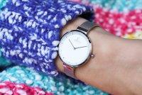 Zegarek damski Obaku Denmark bransoleta V225LXCIMC - duże 3