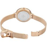 Zegarek damski Obaku Denmark bransoleta V225LXVIMV - duże 3