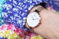 Zegarek damski Obaku Denmark bransoleta V225LXVIMV - duże 6