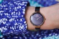 Zegarek damski Obaku Denmark bransoleta V225LXVNMN - duże 3
