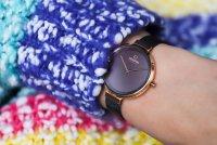 Zegarek damski Obaku Denmark bransoleta V225LXVNMN - duże 4