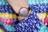 Zegarek damski Obaku Denmark bransoleta V225LXVNMN - duże 5