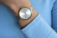 Zegarek damski Obaku Denmark bransoleta V227LXGIMC - duże 3