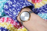 Zegarek damski Obaku Denmark bransoleta V227LXGIMC - duże 6