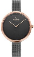Zegarek damski Obaku Denmark bransoleta V227LXVJMJ - duże 1