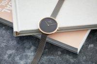Zegarek damski Obaku Denmark bransoleta V227LXVJMJ - duże 3