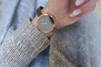 Zegarek damski Obaku Denmark bransoleta V227LXVJMJ - duże 4
