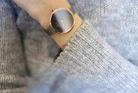 Zegarek damski Obaku Denmark bransoleta V227LXVJMJ - duże 5