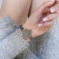 Zegarek damski Obaku Denmark bransoleta V227LXVJMJ - duże 6