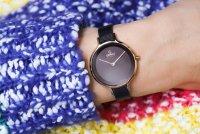 Zegarek damski Obaku Denmark bransoleta V228LXVNMN - duże 2