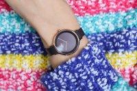 Zegarek damski Obaku Denmark bransoleta V228LXVNMN - duże 4