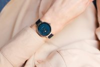 Zegarek damski Obaku Denmark Bransoleta V243LMCLML - duże 2