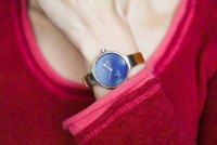 Zegarek damski Obaku Denmark pasek V201LDCLRZ - duże 5