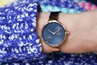Zegarek damski Obaku Denmark pasek V201LDVLML - duże 5