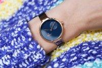 Zegarek damski Obaku Denmark pasek V201LDVLML - duże 6
