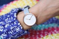 Zegarek damski Obaku Denmark pasek V219LXVHRL - duże 3