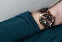 Zegarek damski Orient contemporary FDB0A001T0 - duże 3