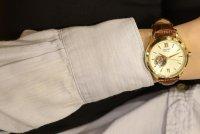 Zegarek damski Orient contemporary FDB0A003W0 - duże 3