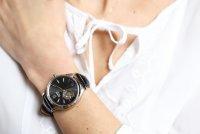 Zegarek damski Orient contemporary FDB0A004B0 - duże 2