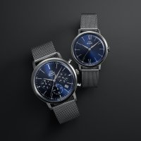 Zegarek damski Orient classic design RA-QC1701L10B - duże 2