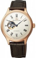 Zegarek damski Orient Star open heart RE-ND0003S00B - duże 1