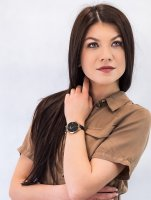 Zegarek damski Pierre Ricaud Pasek P22012.9214Q - duże 2
