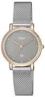 Zegarek damski QQ damskie A419-422 - duże 1