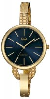 Zegarek damski QQ damskie F667-002 - duże 1