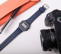 Zegarek damski QQ damskie M173-019 - duże 2