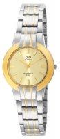 Zegarek damski QQ damskie Q699-400 - duże 1