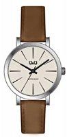 Zegarek damski QQ damskie Q893-302 - duże 1