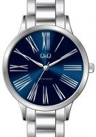 Zegarek damski QQ damskie QA09-802 - duże 1