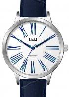 Zegarek damski QQ damskie QA09-806 - duże 1