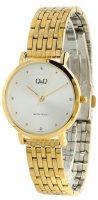 Zegarek damski QQ damskie QA21-021 - duże 1