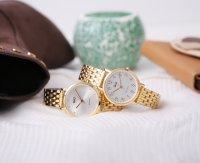 Zegarek damski QQ damskie QA21-021 - duże 2