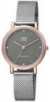 Zegarek damski QQ damskie QA21-412 - duże 1