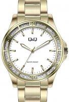 Zegarek damski QQ damskie QB47-011 - duże 1