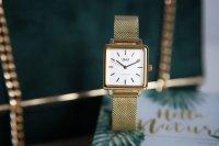 Zegarek damski QQ damskie QB51-001 - duże 2