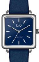 Zegarek damski QQ damskie QB51-312 - duże 1