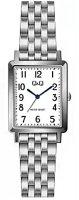 Zegarek damski QQ damskie QB95-204 - duże 1