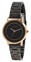 Zegarek damski QQ damskie QB99-408 - duże 1