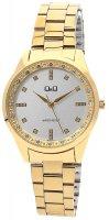Zegarek damski QQ damskie QC07-011 - duże 1
